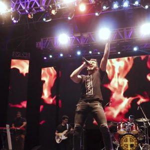 Tony Allysson - Sustenta o fogo (Ao vivo Summer Beats)